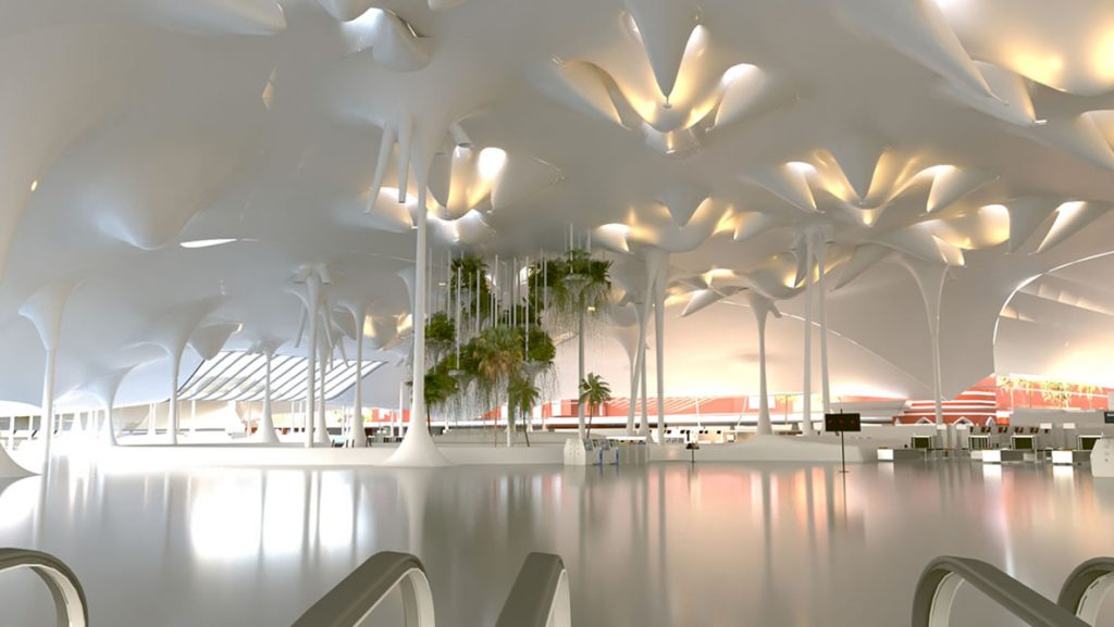 Lahore Airport extension - [Pablo Gil, Foster and Partners]